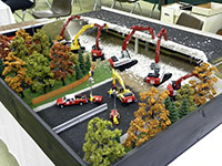 Construction Truck Scale Model Toy Show IMCATS-2013-041-s
