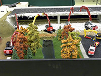 Construction Truck Scale Model Toy Show IMCATS-2013-043-s