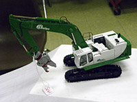 Construction Truck Scale Model Toy Show IMCATS-2013-044-s