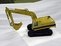 Construction Truck Scale Model Toy Show IMCATS-2013-047-s