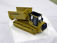 Construction Truck Scale Model Toy Show IMCATS-2013-049-s