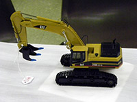 Construction Truck Scale Model Toy Show IMCATS-2013-050-s