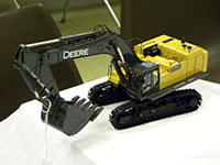 Construction Truck Scale Model Toy Show IMCATS-2013-051-s