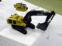 Construction Truck Scale Model Toy Show IMCATS-2013-052-s