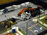 Construction Truck Scale Model Toy Show IMCATS-2013-058-s