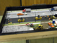 Construction Truck Scale Model Toy Show IMCATS-2013-059-s