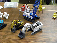 Construction Truck Scale Model Toy Show IMCATS-2013-062-s