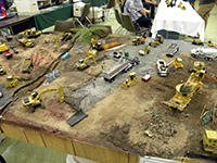 Construction Truck Scale Model Toy Show IMCATS-2013-069-s