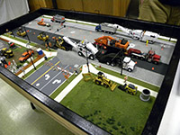Construction Truck Scale Model Toy Show IMCATS-2013-070-s
