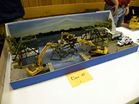 Construction Truck Scale Model Toy Show IMCATS-2013-071-s
