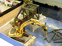 Construction Truck Scale Model Toy Show IMCATS-2013-072-s