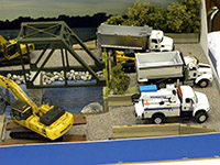 Construction Truck Scale Model Toy Show IMCATS-2013-073-s