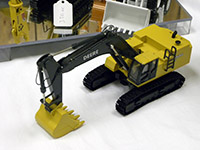 Construction Truck Scale Model Toy Show IMCATS-2013-076-s