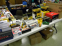 Construction Truck Scale Model Toy Show IMCATS-2013-080-s
