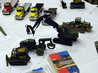 Construction Truck Scale Model Toy Show IMCATS-2013-085-s