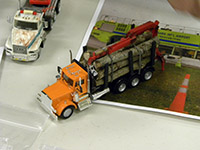 Construction Truck Scale Model Toy Show IMCATS-2013-086-s