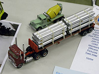 Construction Truck Scale Model Toy Show IMCATS-2013-087-s
