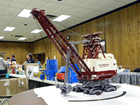 Construction Truck Scale Model Toy Show IMCATS-2013-090-s