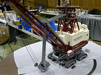 Construction Truck Scale Model Toy Show IMCATS-2013-091-s