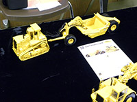 Construction Truck Scale Model Toy Show IMCATS-2013-097-s