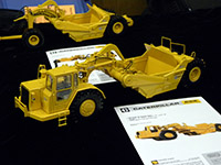 Construction Truck Scale Model Toy Show IMCATS-2013-098-s