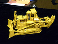 Construction Truck Scale Model Toy Show IMCATS-2013-100-s