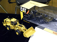 Construction Truck Scale Model Toy Show IMCATS-2013-101-s
