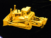 Construction Truck Scale Model Toy Show IMCATS-2013-104-s