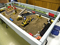 Construction Truck Scale Model Toy Show IMCATS-2013-105-s