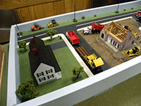 Construction Truck Scale Model Toy Show IMCATS-2013-106-s