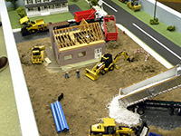 Construction Truck Scale Model Toy Show IMCATS-2013-107-s