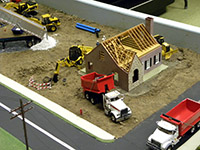 Construction Truck Scale Model Toy Show IMCATS-2013-109-s