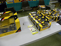 Construction Truck Scale Model Toy Show IMCATS-2013-114-s