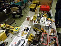 Construction Truck Scale Model Toy Show IMCATS-2013-115-s