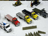 Construction Truck Scale Model Toy Show IMCATS-2013-118-s