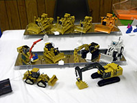 Construction Truck Scale Model Toy Show IMCATS-2013-119-s