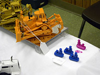 Construction Truck Scale Model Toy Show IMCATS-2013-121-s