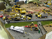 Construction Truck Scale Model Toy Show IMCATS-2013-122-s