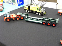 Construction Truck Scale Model Toy Show IMCATS-2013-127-s