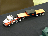 Construction Truck Scale Model Toy Show IMCATS-2013-128-s