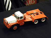 Construction Truck Scale Model Toy Show IMCATS-2013-129-s