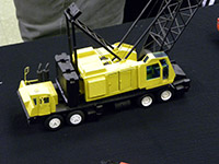 Construction Truck Scale Model Toy Show IMCATS-2013-130-s