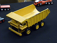 Construction Truck Scale Model Toy Show IMCATS-2013-132-s