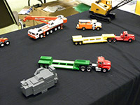 Construction Truck Scale Model Toy Show IMCATS-2013-133-s