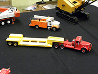 Construction Truck Scale Model Toy Show IMCATS-2013-134-s