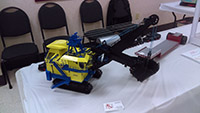 Construction Truck Scale Model Toy Show IMCATS-2016-009-s