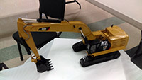Construction Truck Scale Model Toy Show IMCATS-2016-017-s