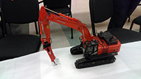 Construction Truck Scale Model Toy Show IMCATS-2016-023-s
