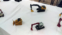 Construction Truck Scale Model Toy Show IMCATS-2016-027-s