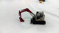 Construction Truck Scale Model Toy Show IMCATS-2016-030-s